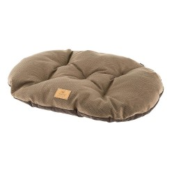 Cuscino Stuart double-face 55/4 marrone Ferplast