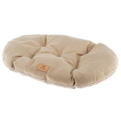 Cuscino Stuart double-face 55/4 beige Ferplast