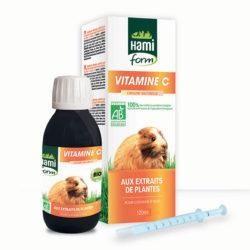 Hamiform Vitamina C - BIO 120ml alimento complementare