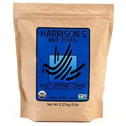 Harrison's Adult Lifetime Coarse 2,270 kg  - CONSEGNA 24/48h ( fino 43,90€ )