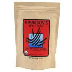 Harrison's Adult High Potency Coarse 2,270kg - CONSEGNA 24/48H mangime completo