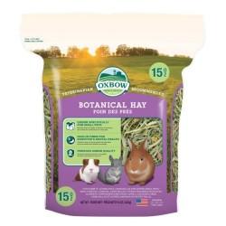 Fieno Oxbow Botanical Hay - 425 gr CONSEGNA IN 24/48H mangime semplice per conigli e roditori