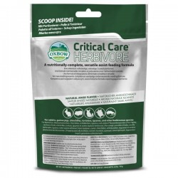 Oxbow Critical Care 141 gr CONSEGNA 24/48H