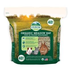 Fieno Oxbow - Organic Maedow hay  1.130 kg CONSEGNA IN 24/48H CONSEGNA IN 24/48H mangime semplice per conigli e roditori
