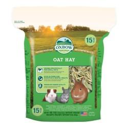 Fieno Oxbow Oat Hay 425 gr CONSEGNA IN 24/48H mangime semplice per conigli e roditori