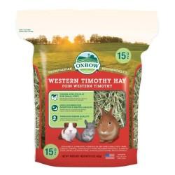 Fieno Oxbow - Western Timothy Hay - 425 gr CONSEGNA IN 24/48H mangime semplice per conigli e roditori