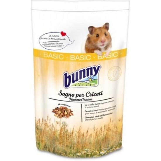 Bunny Sogno per Criceti Basic 400 gr mangime completo