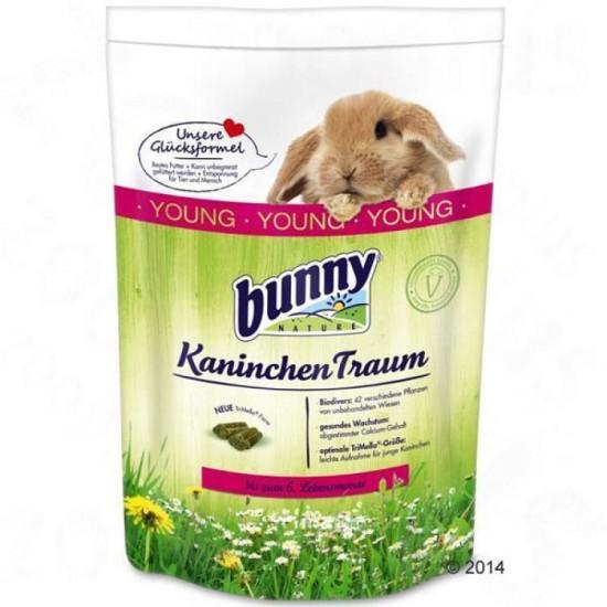 Bunny Sogno per Conigli nani young 4 kg mangime completo