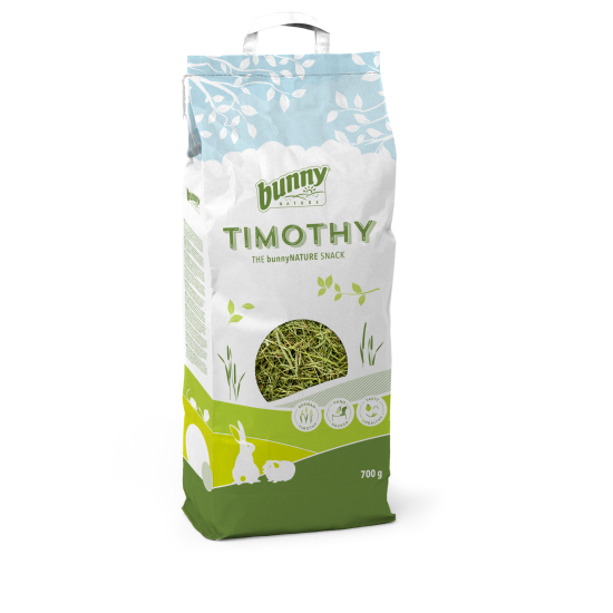 TIMOTHY THE bunnyNature Snack mangime semplice 700 gr NEW