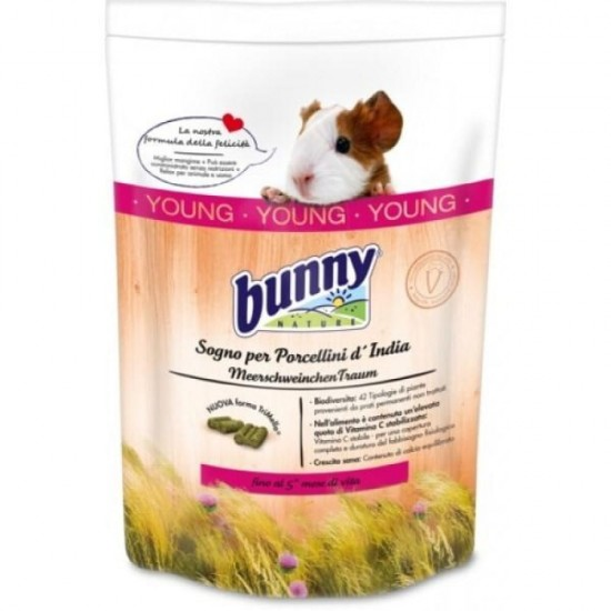 Bunny Sogno per Porcellini d' India Young 750 gr mangime completo