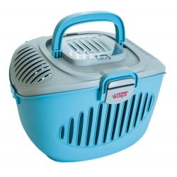 Trasportino LW Paws2Go Carrier Living World Grey-Blue NEW