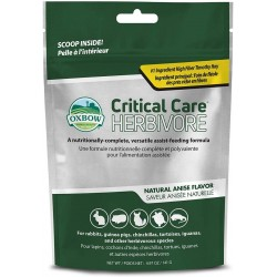Oxbow Critical Care 141 gr CONSEGNA 24/48H alimentazione completa per piccoli erbivori