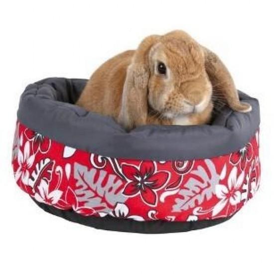 Cuccia morbida per Conigli Flowers 35cm Trixie