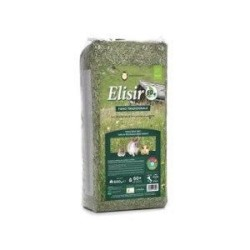 Fieno Elisir Tradizionale Bio 60+ 600 gr Mangime semplice