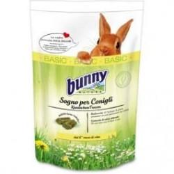Bunny Sogno per Conigli Basic 4 kg CONSEGNA IN 24/48H